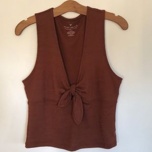 AMERICAN EAGLE SLEEVELESS TOP